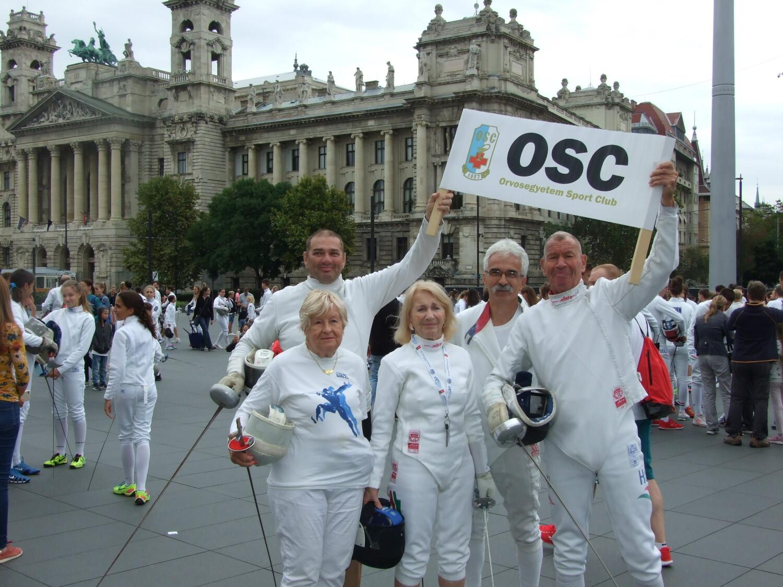 Olimpikonok kozott OSC